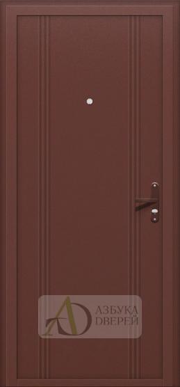 Входная стальная дверь Door Out 101 Антик Медь