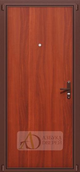 Стальная дверь Оптим Билд М-11 ИталОрех