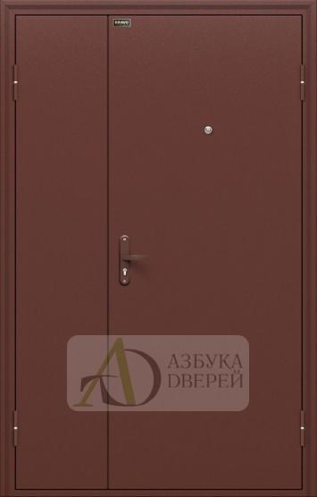 Тамбурная дверь Оптим Дуо Слим Антик Медь
