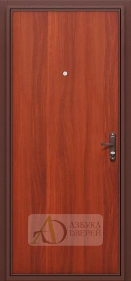 Входная дверь Оптим Стройгост РФ Л-11 ИталОрех