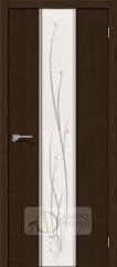 Глейс-2 Twig 3D Wenge