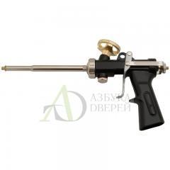 Пистолет метал. для монтажной пены Headman Prof Teflon