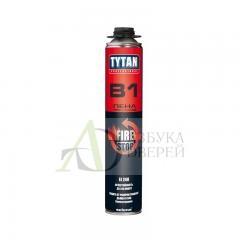 Монтажная пена Tytan B1