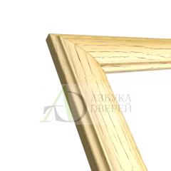 Рамка Decor Brass Rift