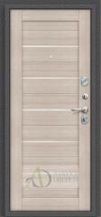 Porta S 104.П22 Cappuccino Veralinga/White Pearl